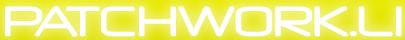 Das Logo von Patchwork. Durch Klicken gelangen Sie zur Startseite.